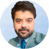 Head of Sales & Customer Relations Aerospace - Rohan Shroff